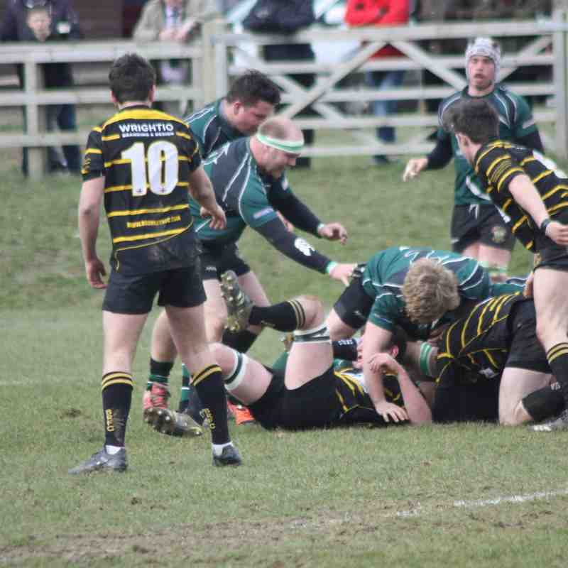 1st XV v Bromley - Cup