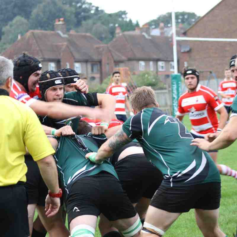 1st XV v Crowborough