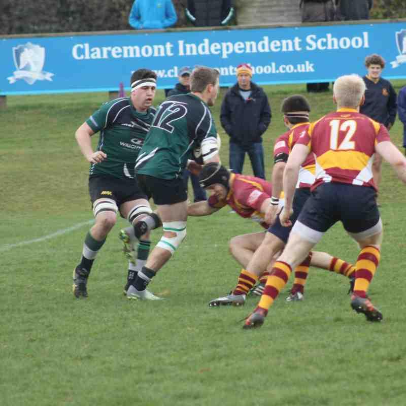 HWRFC 1st XV v Old Dartfordians