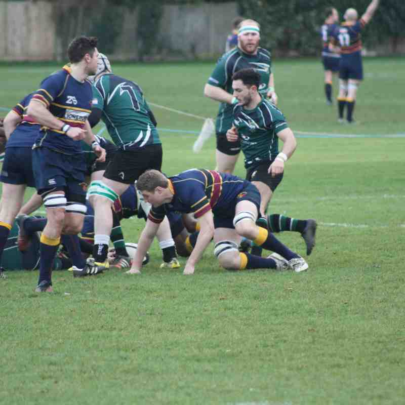 Old Colfeians v HWRFC 1st XV