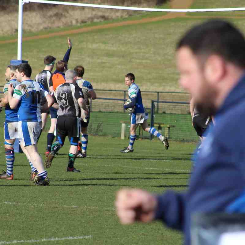 Littlemore vs Faringdon - March 2017