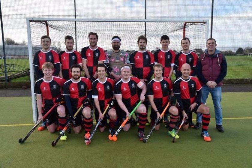 Mens 1st XI lose to Aldershot & Farnham 1 9 - 1