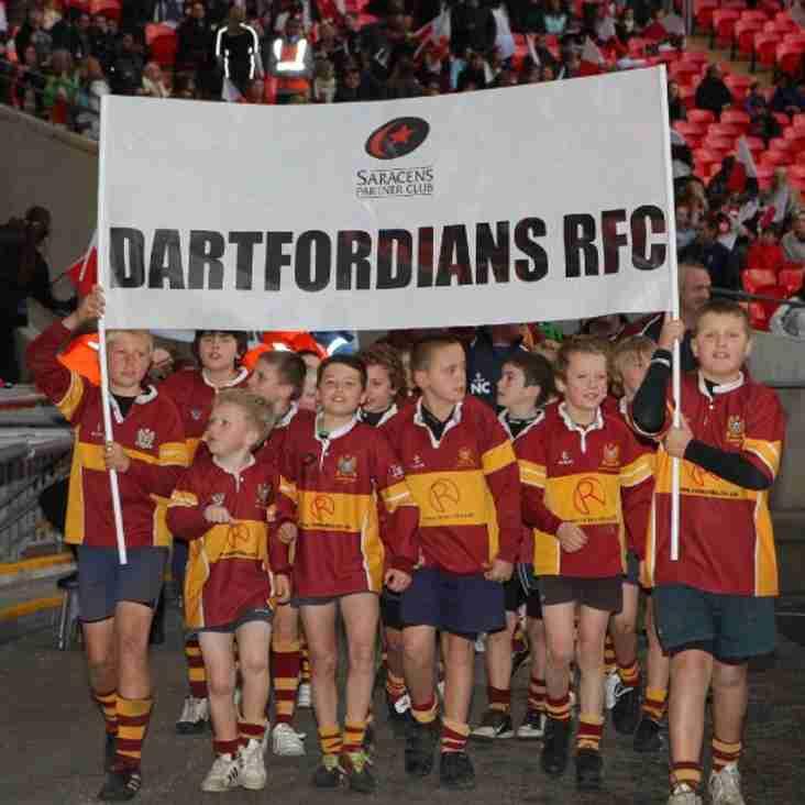 Another Massive Weekend at Dartfordians