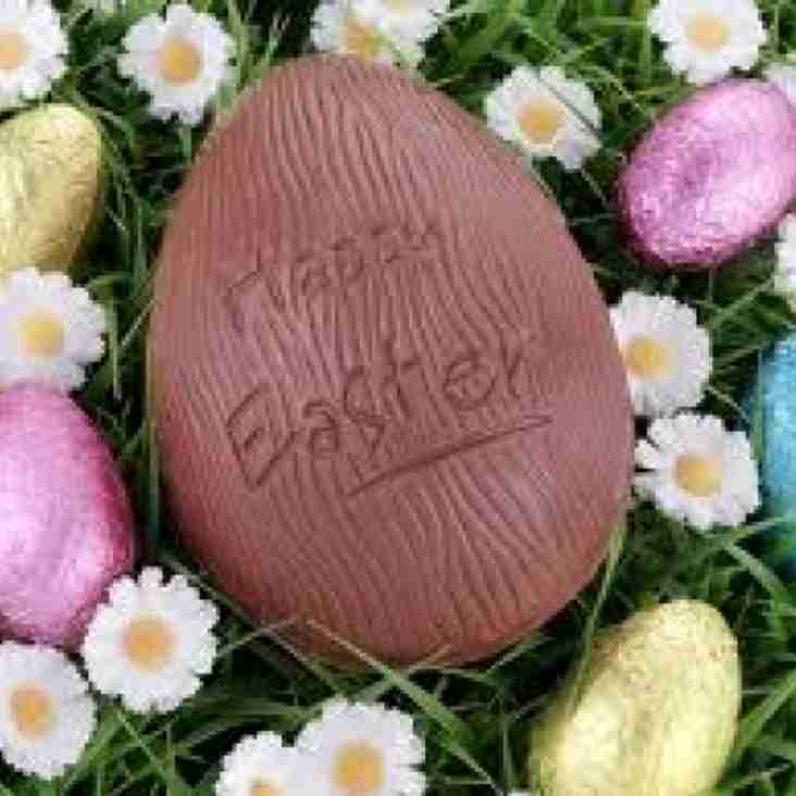 HAPPY EASTER TO YOU ALL.....