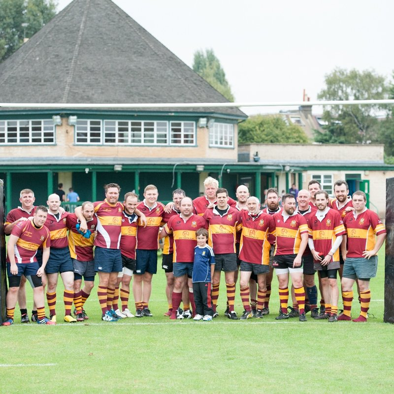 Dartfordians Saints lose to Park House II 15 - 19