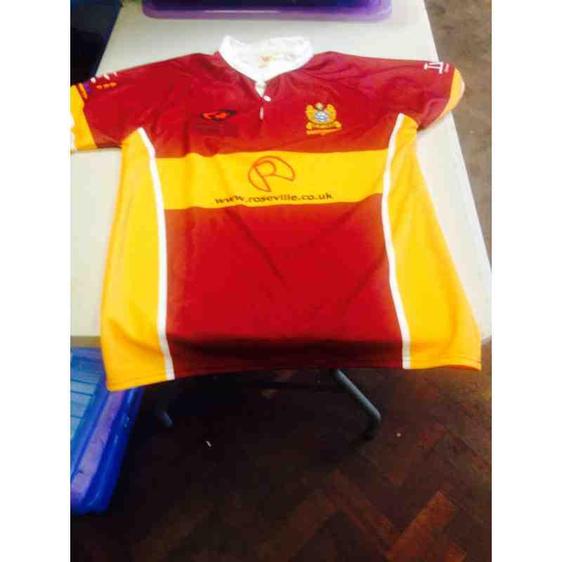 Dartfordians RFC Match Day Adult Playing Shirt