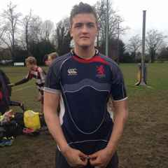 Harry Golding Plays for London Scottish U17s