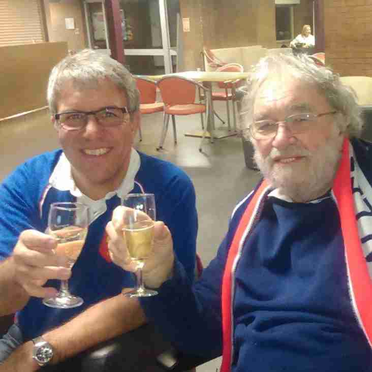 Entente Cordiale.....Dartfordians Style!!!