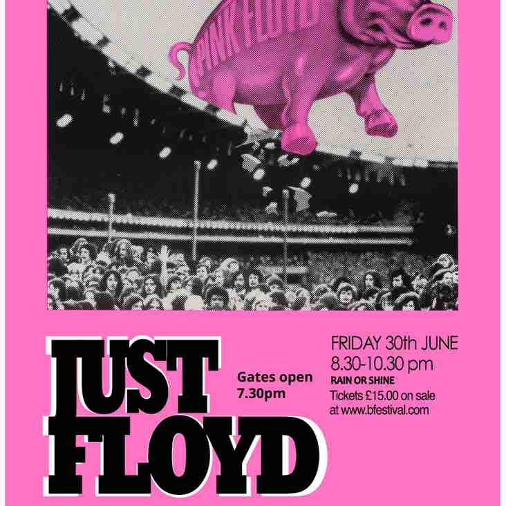 Just Floyd in Concert