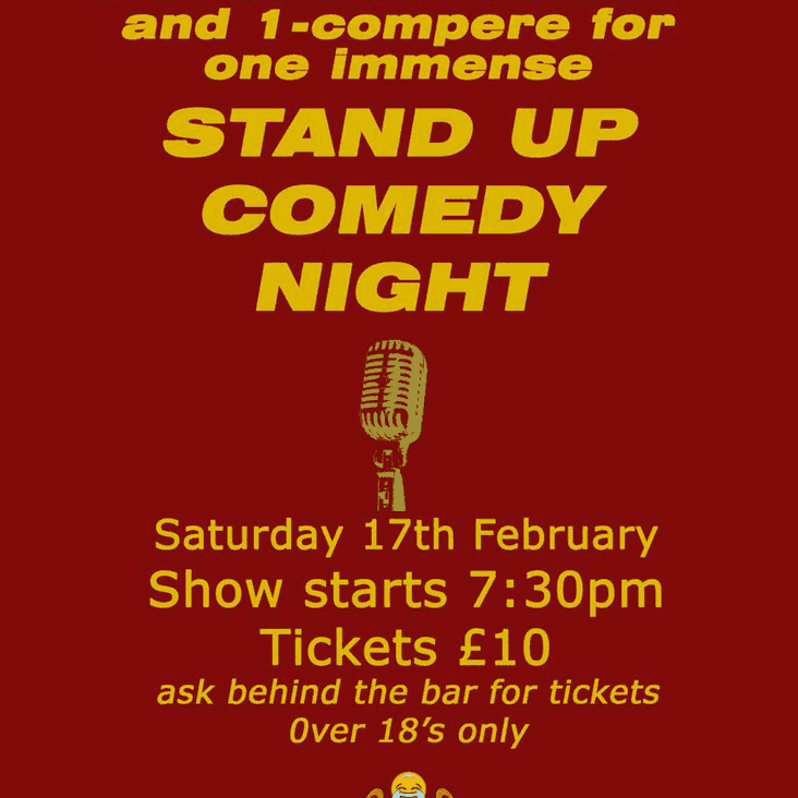 Comedy Night at the Club