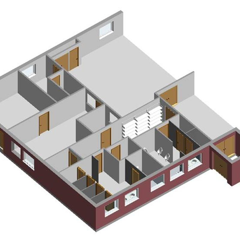 Old Changing Rooms Development Plans & Fundraising.....