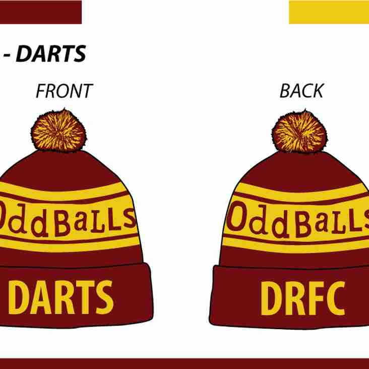 Help Build Awareness of Testicular Cancer With Your DRFC Bobble Hat