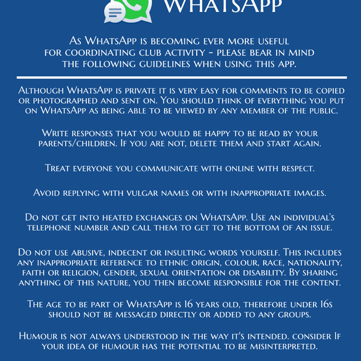 Social Media Usage Information