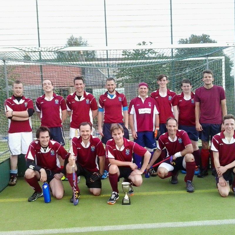 Men's 3s lose to Edinburgh University Men's 4th 4 - 1