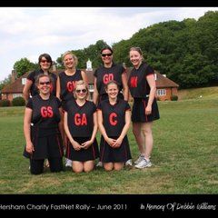 Princess Alice Hospice Charity Tournament 4th June 2011
