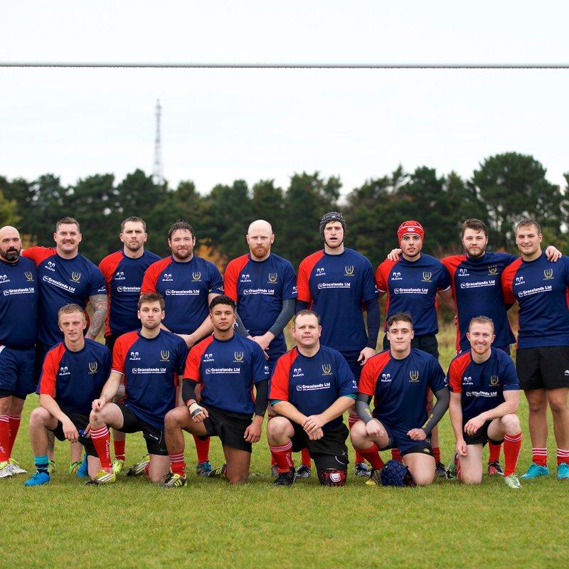 Fawley 1st XV beat Overton 2 62 - 19