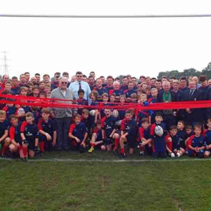 Fawley RFC FloodLight project