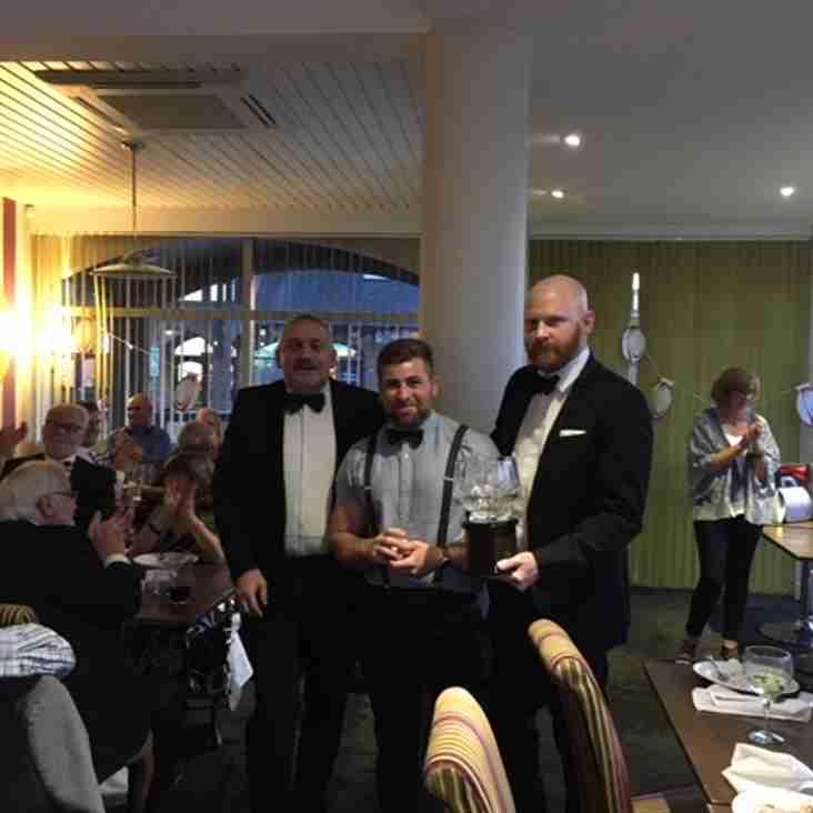 Club awards night