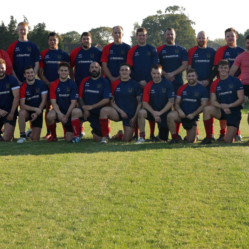 Another fantastic win for Fawley 1stXV