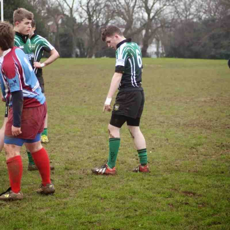 U16 Caption Competition