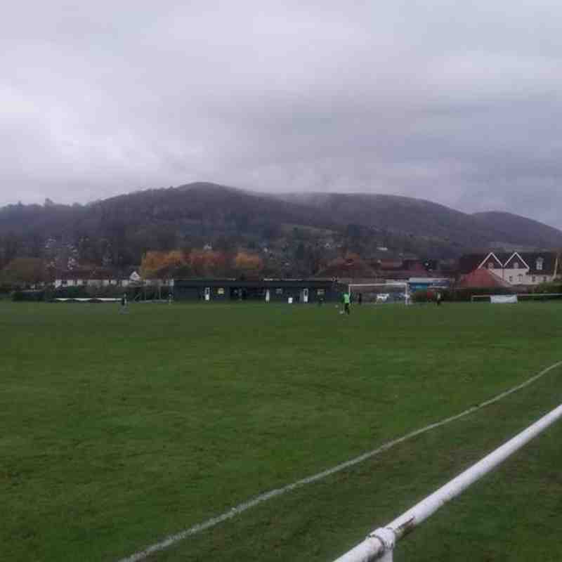 Church Stretton Town v Darlaston by Gareth Thomas