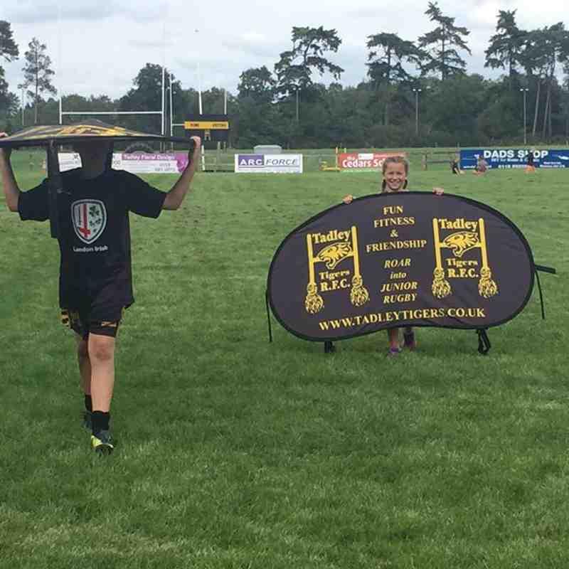 London Irish Summer Rugby Camp 2017