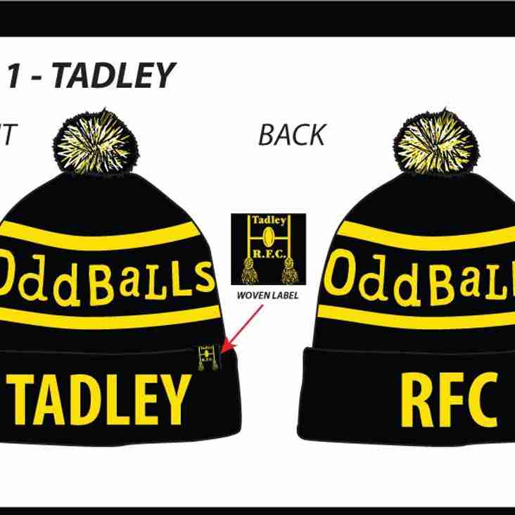 Oddballs Obble Hats - NOW IN THE CLUB SHOP!