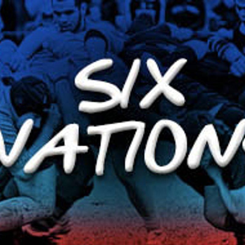 6 Nations Application - England v Ireland and England v Wales