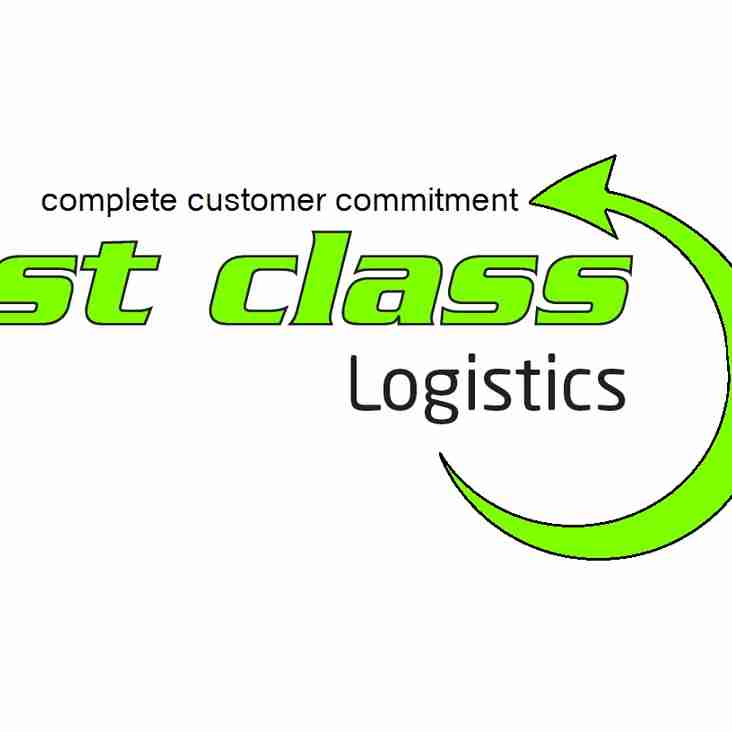 New Sponsor - First Class Logistics