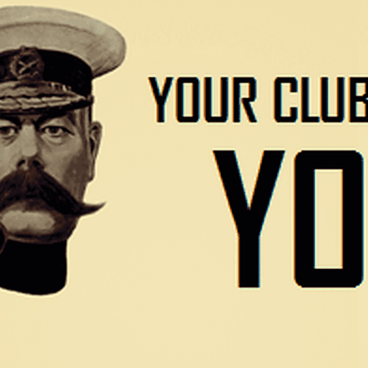Date for the Diary - Club AGM - 9th May