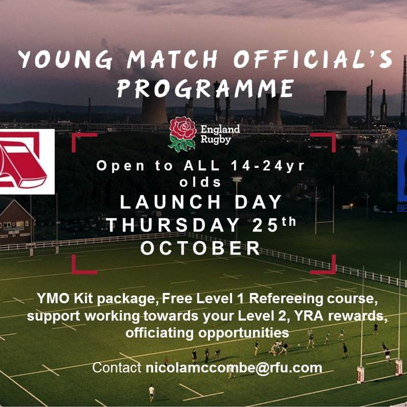 Young Match Officials Programme