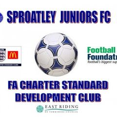 SPROATLEY JUNIORS FC Images