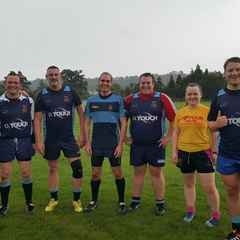 Touch Trophy Winners Tuesday 14th June