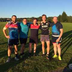 Touch Trophy Winners Tuesday 5th July