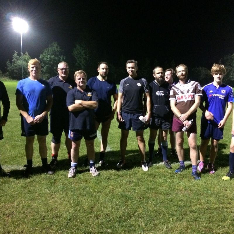 Winning Touch Team Tues 27th Sept