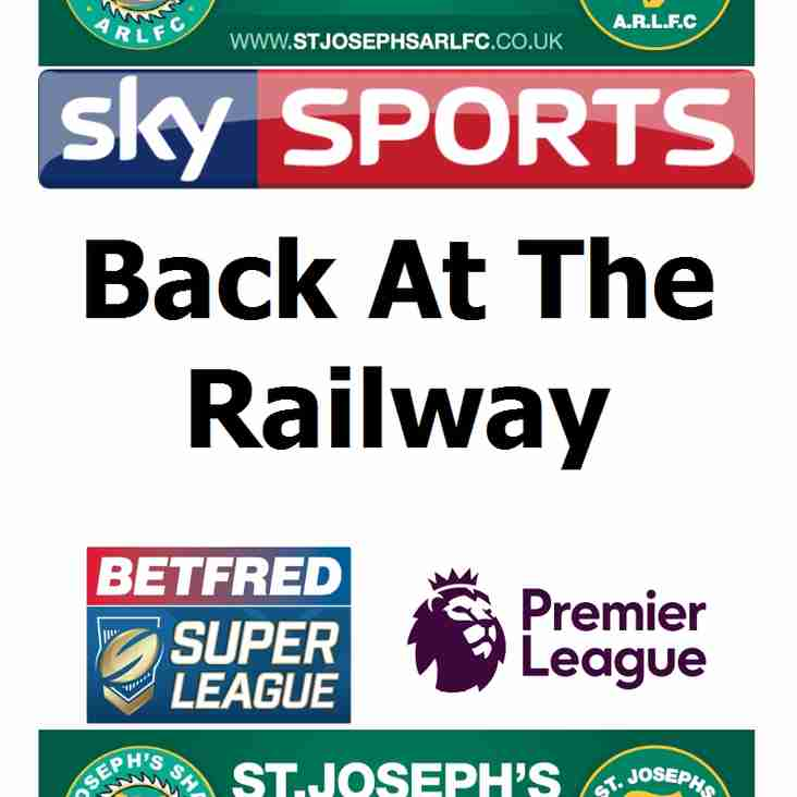 Sky Sport Is Back At The Railway