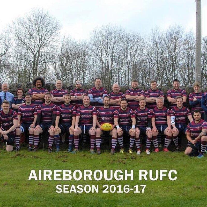 Aireborough vs. Thornensians
