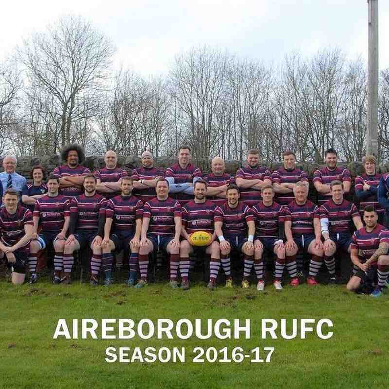 1st XV and Crusaders 2016/17