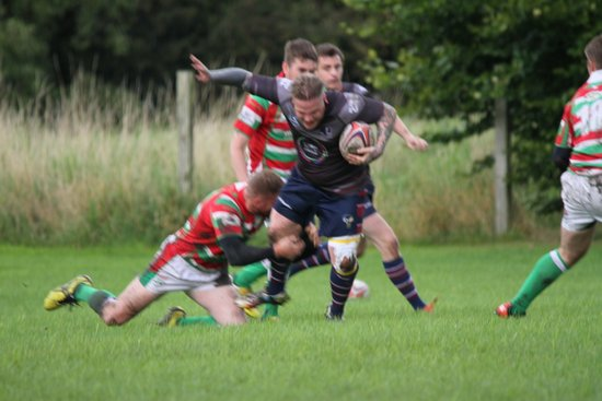 Crusaders vs Keighley Academy - 9th September 2017