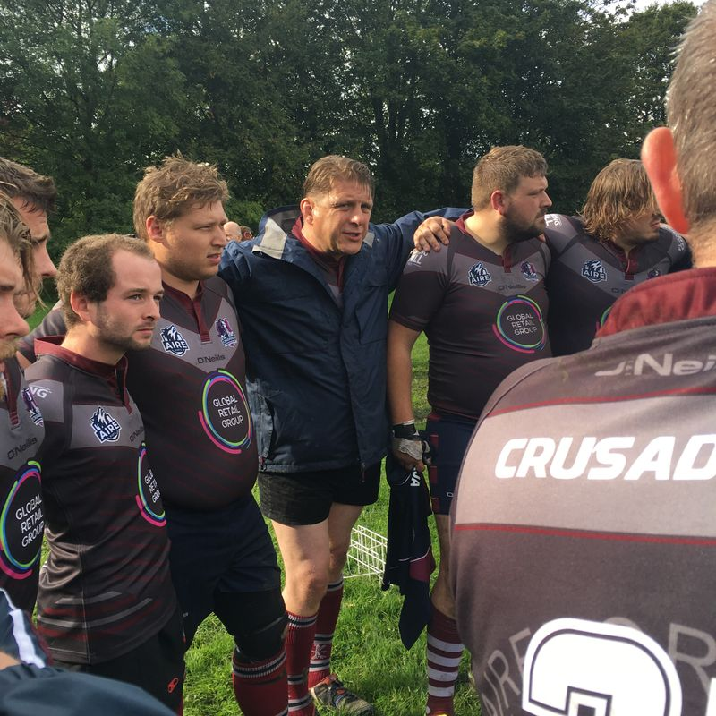 North Ribblesdale 2XV vs Aireborough Crusaders – 17-0
