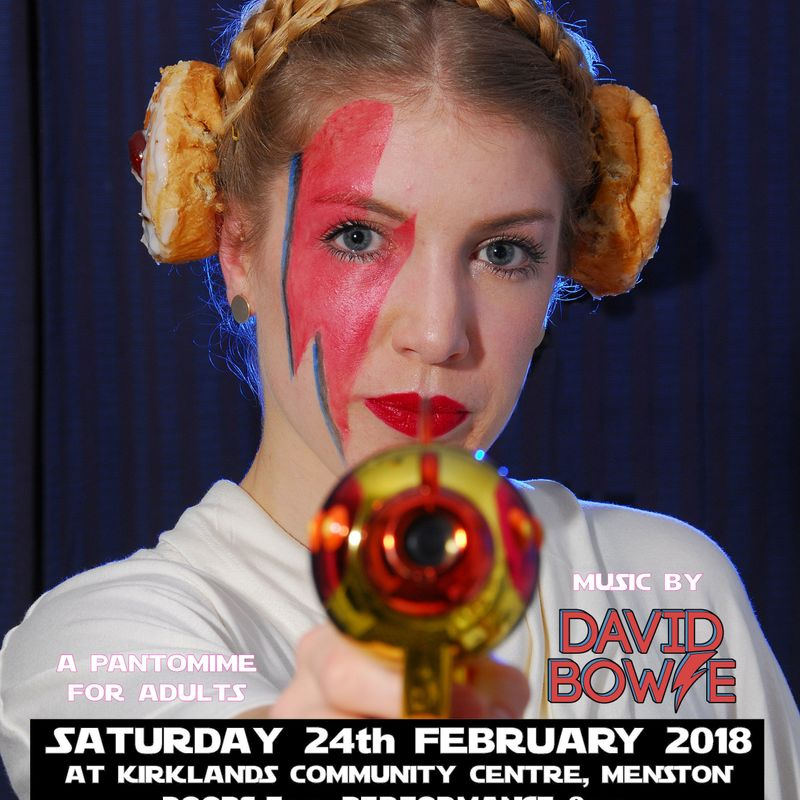 PANTO - Saturday 24th Feb 2018