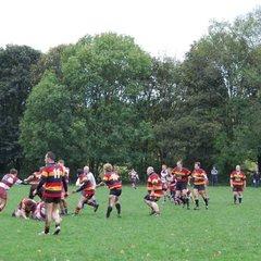 Burley II v Harrogate Pythons II 23-10-2010