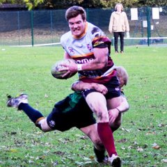 Burley vs Old Grovians 25 October 2014