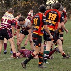 Burley at Harrogate Pythons 1st November 2014