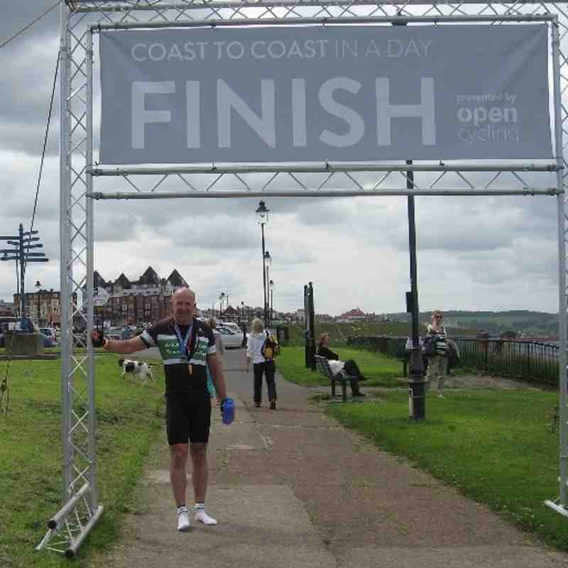Coast to coast in a day challenge