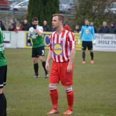 Matty Roberts leaves the Wellmen for Buckley Town