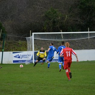 Holywell Town 5-2 Conwy Borough