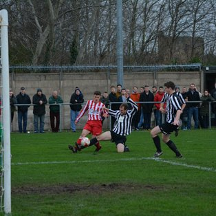 Flint Town United 3-0 Holywell Town