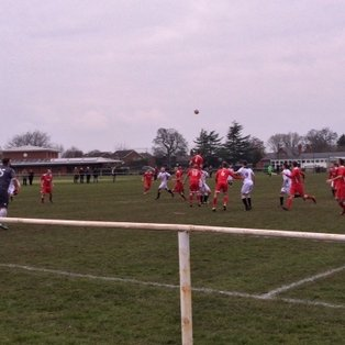Gresford Athletic 1-0 Holywell Town