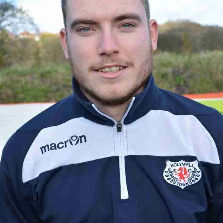 Reserves pick up point at Chirk AAA